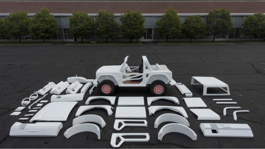 Cómo se gestó el regreso de la Ford Bronco