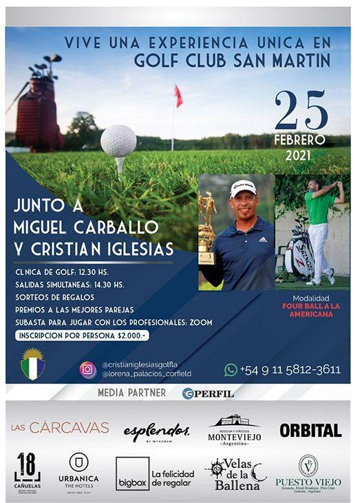 Golf Club San Martín 20210219