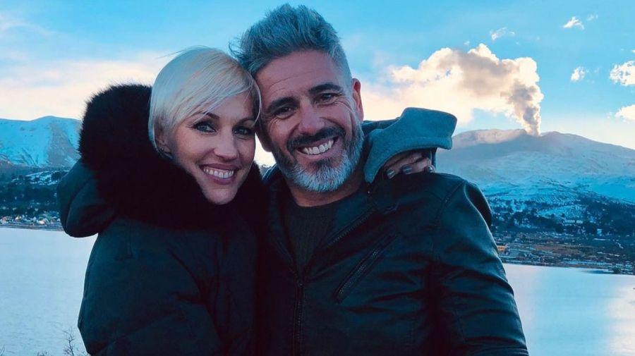 Ingrid Grudke y Martin Colantonio