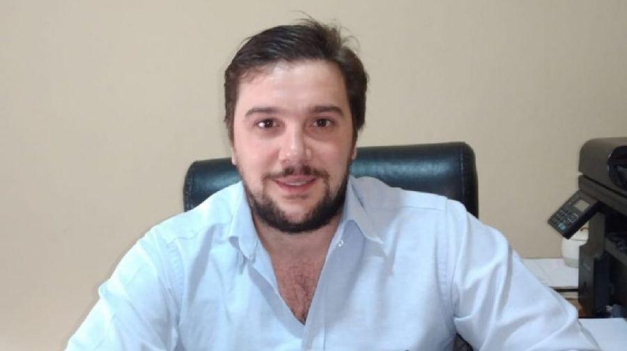 Mateo Natalini Navarro Vacunación