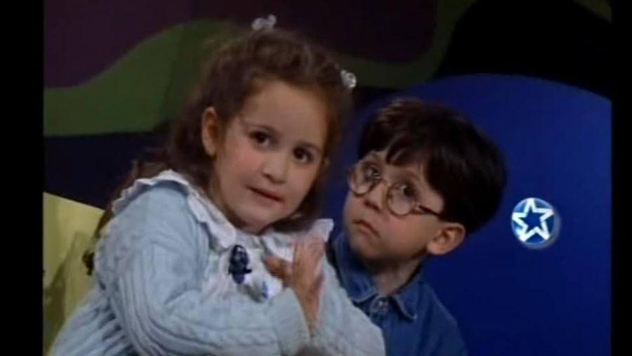Rodrigo Noya y su hermana Agustina