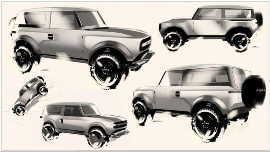 Secretos del regreso de la Ford Bronco
