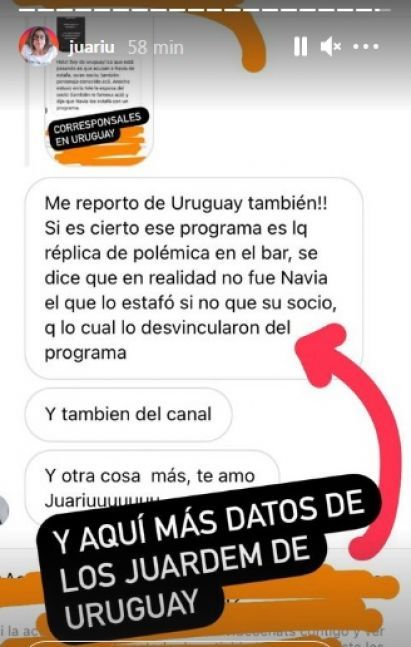 El mensaje de Vanina Escudero luego de que vincularan a su marido en una