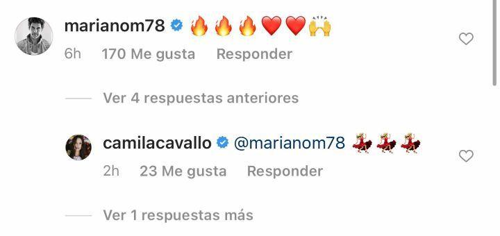 ¿Reconciliados? Mariano Martínez y Camila Cavallo se mostraron juntos de nuevo