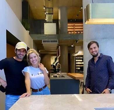 La nueva casa de Laurita Fernández y Nicolás Cabré