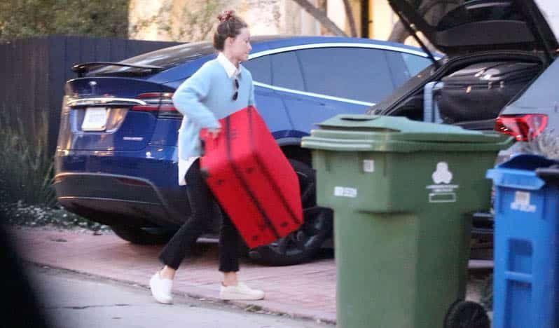 Olivia Wilde se mudó con Harry Styles: las fotos que lo comprueba