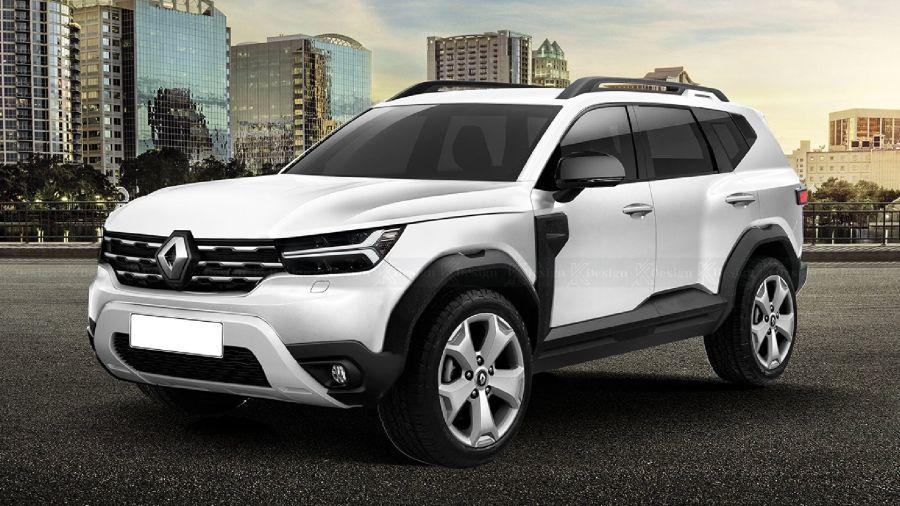 Renault Bigster