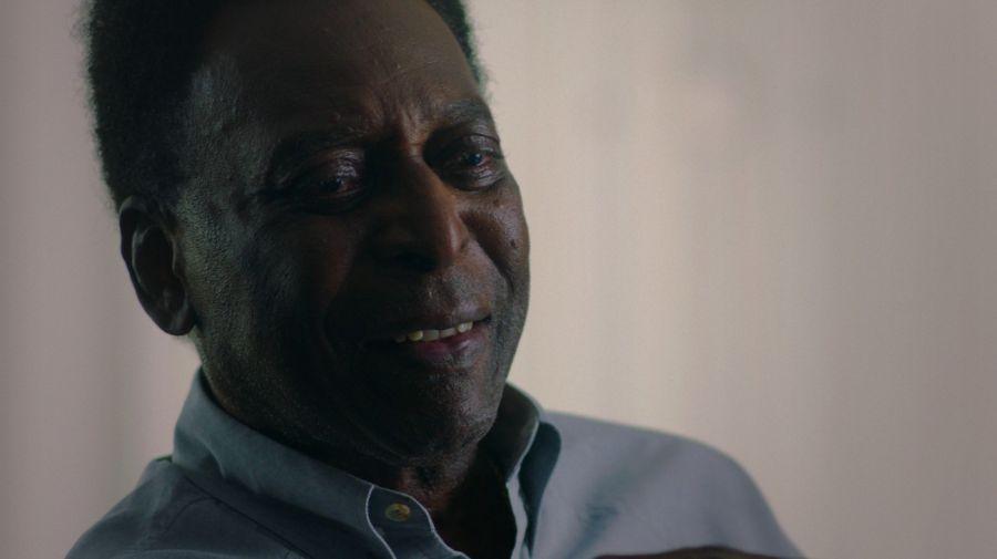 Pelé, en el documental d Netflix