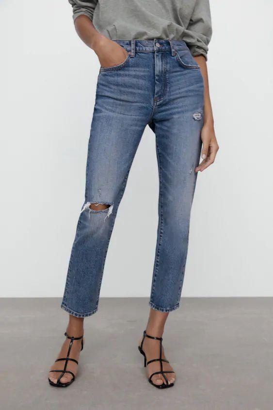The new slim: descubrimos el modelo de jeans más sentadores y vas a querer usarlos siempre