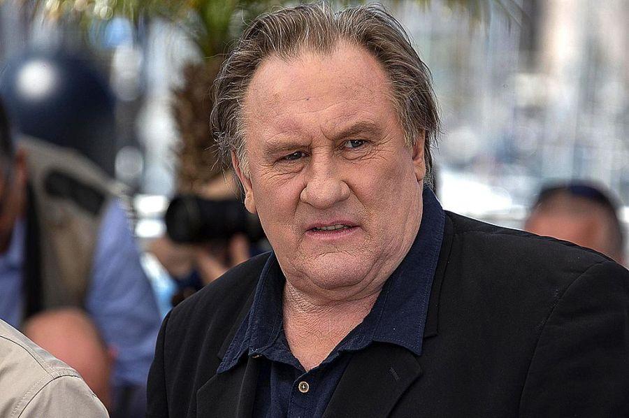Gérard Depardieu fue acusado de abuso sexual