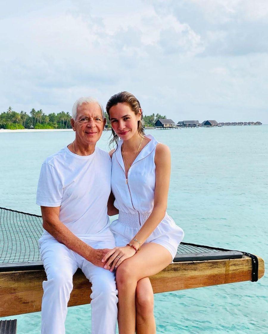 Eduardo Costantini y Elina Fernández, de luna de miel: conocé el excéntrico destino que eligieron