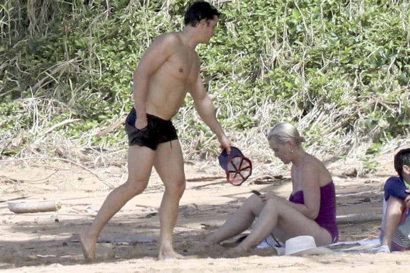 Tras convertirse en padres, Katy Perry y Orlando Bloom disfrutan de Hawai