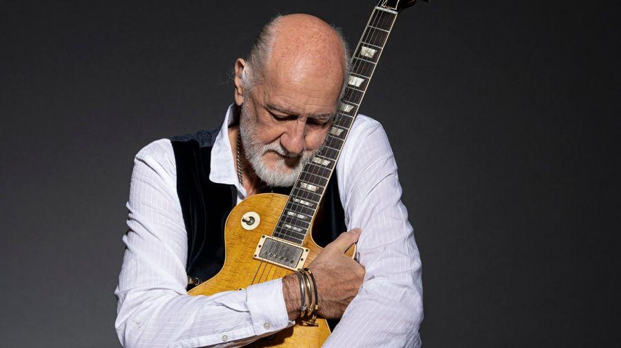 Peter Green y su icónica Gibson Les Paul