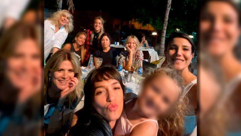 La salida de chicas de MasterChef Celebrity