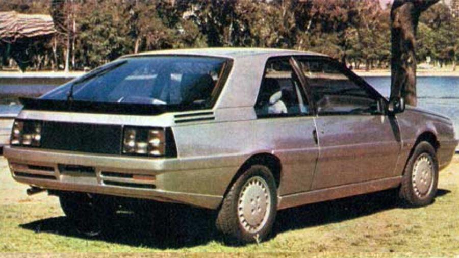 Renault Fuego GTA
