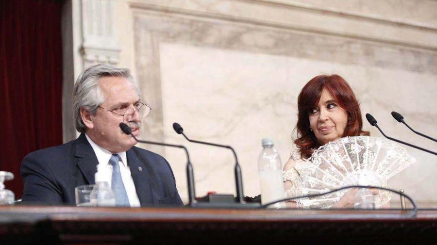 gestos Cristina Asamblea legislativa 20210203