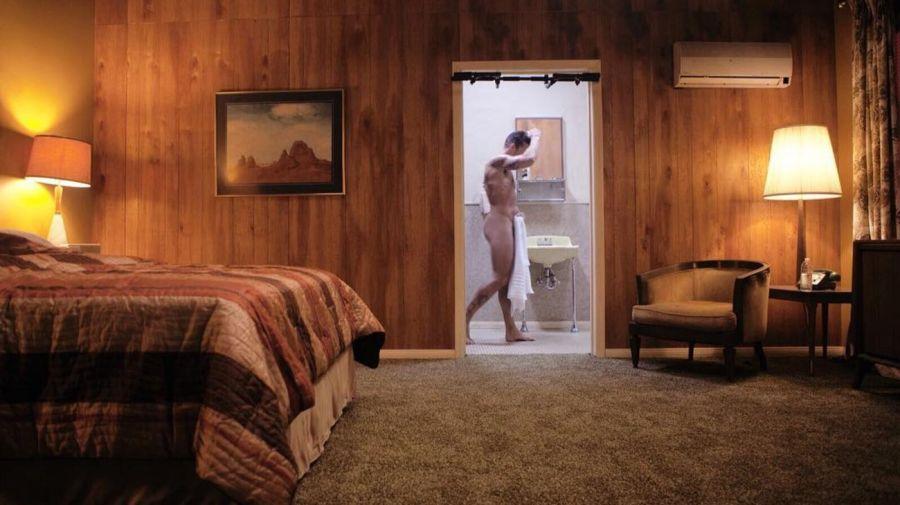 Ricky Martin desnudo