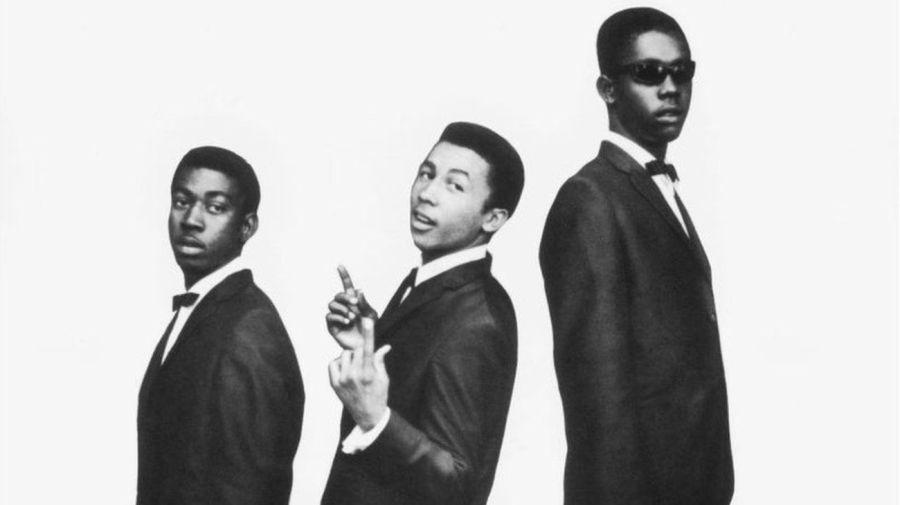 The Wailers - Buddy Wailer, Bob Marley y Peter Tosh