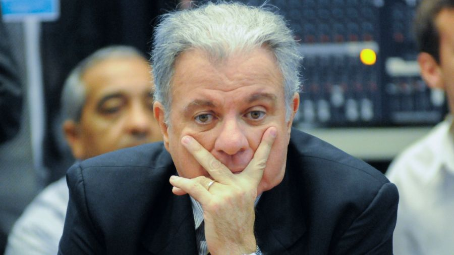 Alberto Barbieri, rector de la UBA