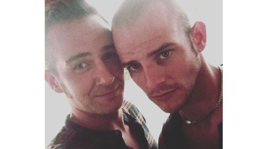 Alejandro Parreño y Alex Casademunt