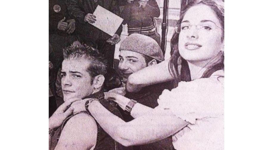 Alex Casademunt, Alejandro Parreño y Nuria Fergo