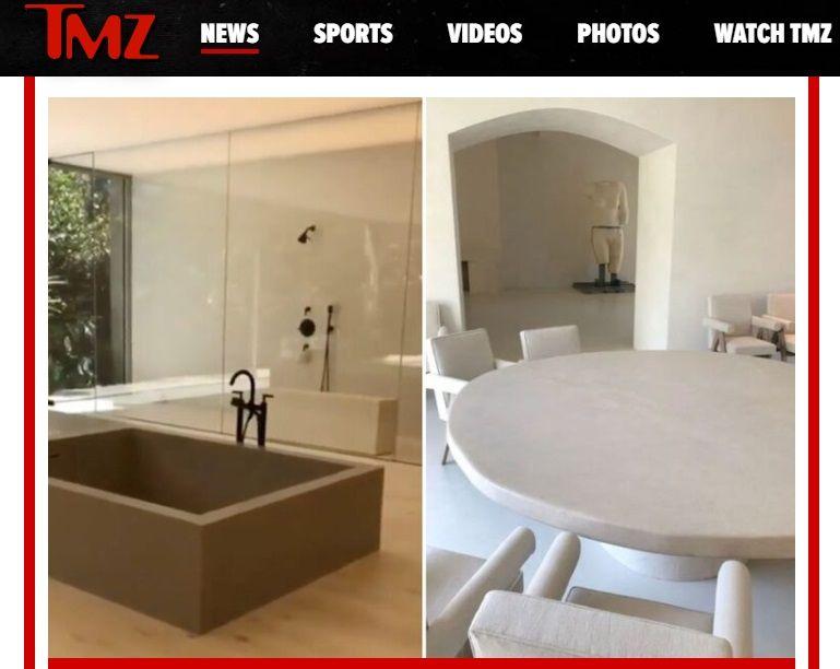 La casa de Kim Kardashian