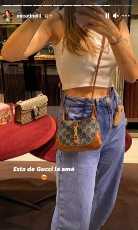 Shopping en Miami: Mica Tinelli eligió estas 3 prendas que vas a querer copiar