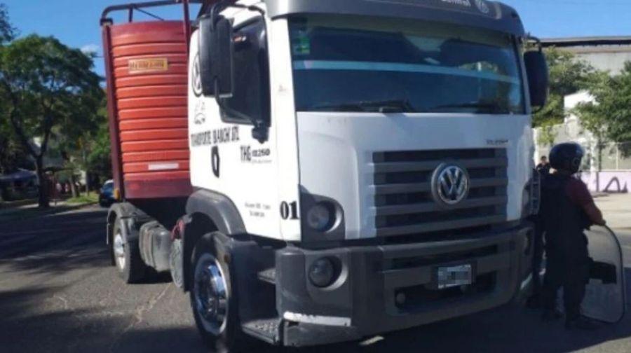 Un camión atropelló y mató a un nene de cinco años en Mataderos 20210304