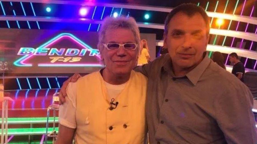 Beto Casella y Diego Toni