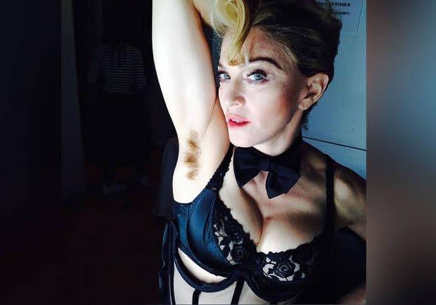 Día Internacional de la Mujer: las celebrities que hicieron del vello en las axilas una demostración de autoconfianza