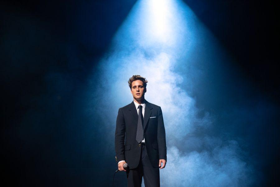 El actor y cantante mexicano Diego Boneta, de 30 años, vuelve a ponerse el traje de Luis Miguel, un papel que marcó un antes y un después en su carrera.