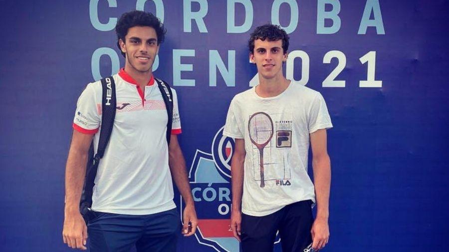 Los hermanos Cerúndolo, las promesas del tenis