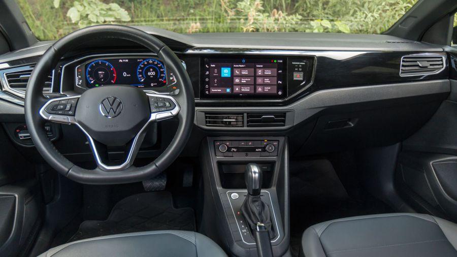 Volkswagen Nivus Highline Hero Tiptronic 200 TSI