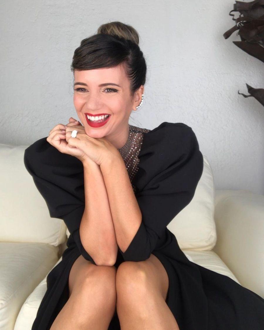 Griselda Siciliani: su look para la entrega de premios Goya 2021