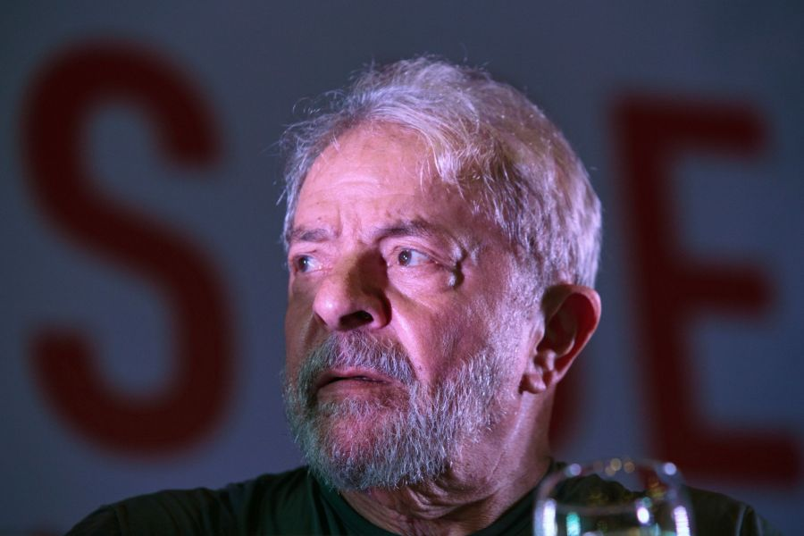 Brazil's Top Court Postpones Decision to Free Lula From Jail