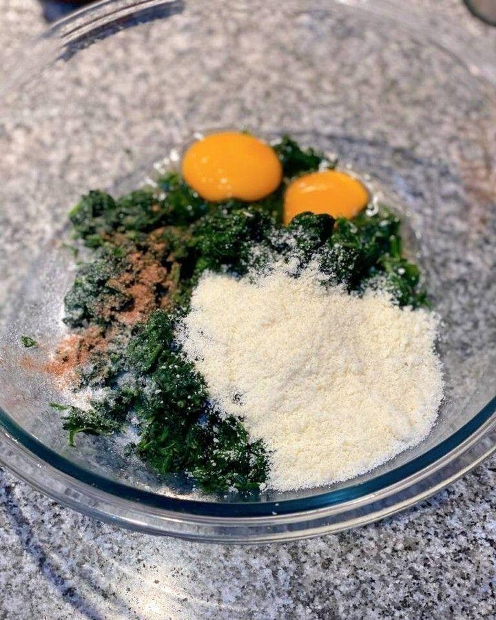 Jimena Monteverde te enseña a preparar buñuelos de espinaca sin gluten