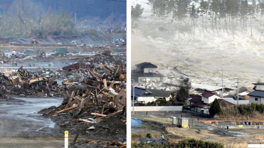 Accidente Nuclear Fukushima