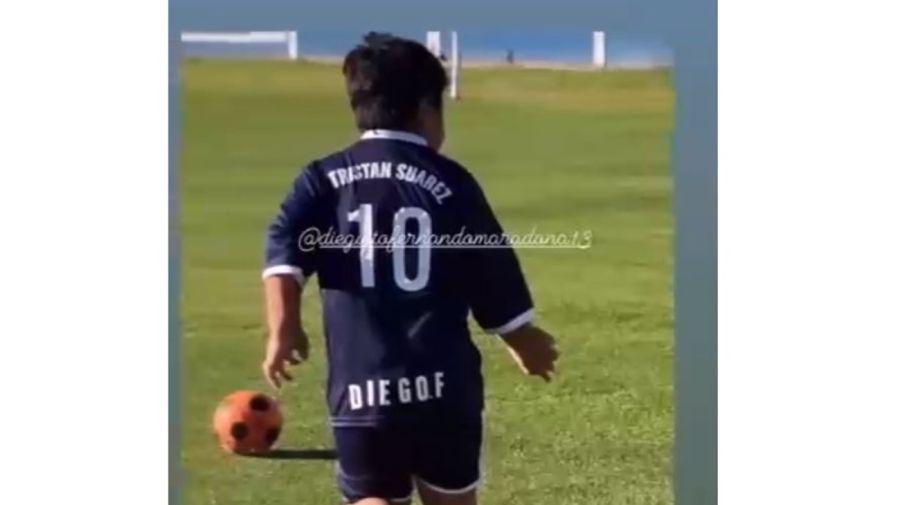 Dieguito Fernando Maradona