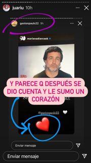 Gastón Pauls y Mariana Diarco enfrentan rumores de romance