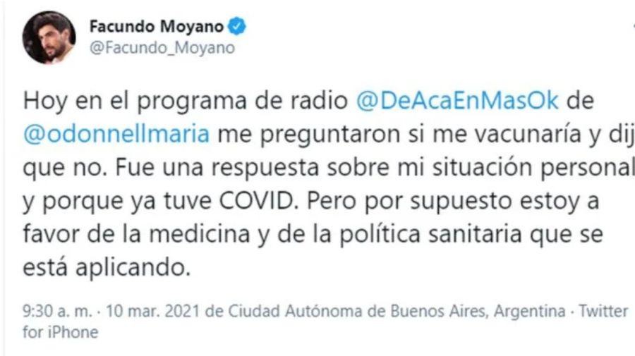 Facundo Moyano