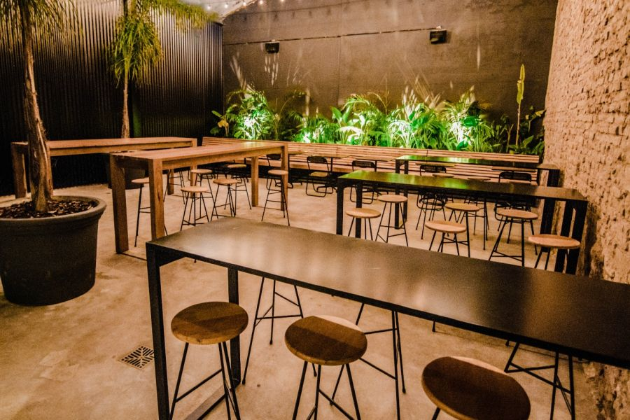 Micoteatro Food Garden