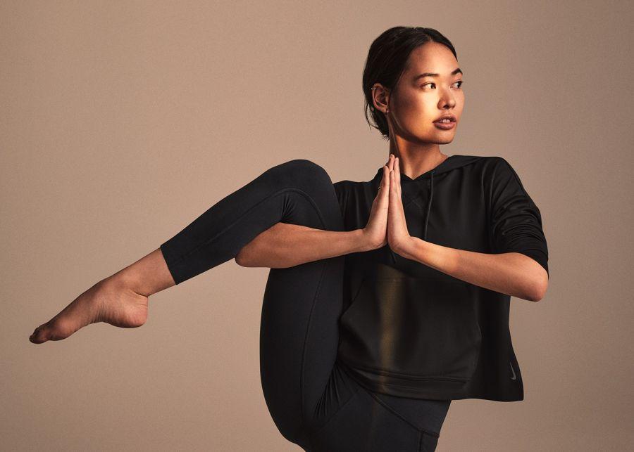 Así es la innovadora colección para practicar yoga que vas a querer sumar a tu closet