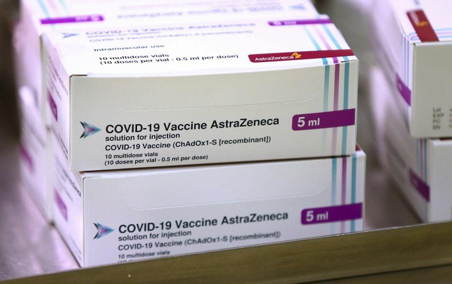 AstraZeneca - Vacuna - Vacunación