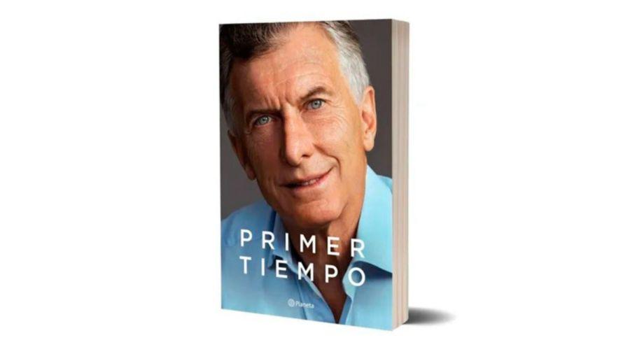 Primer Tiempo Mauricio Macri libro