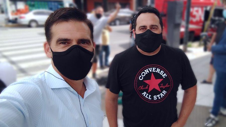 Sebastian y Eduardo Domenech