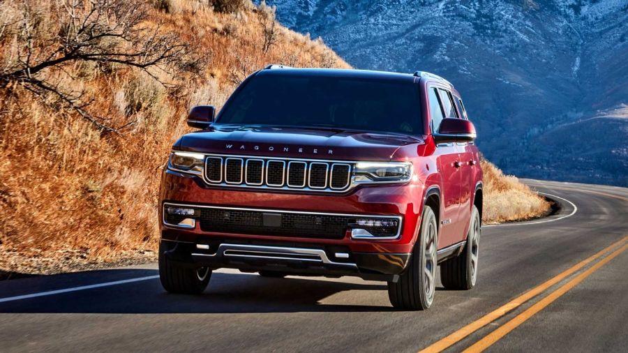 Jeep Wagoneer y Grand Wagoneer