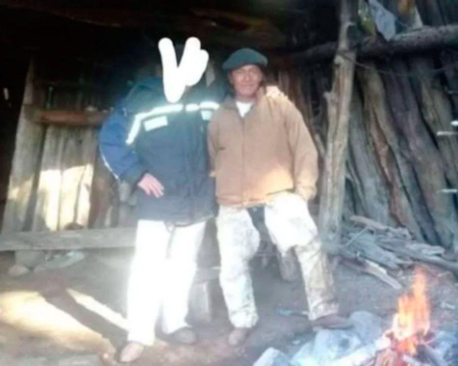 Peón rural muerto por los incendios en la patagonia 20210312