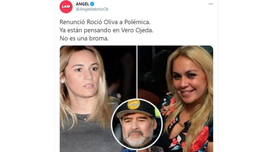 Rocio Oliva - Veronica Ojeda
