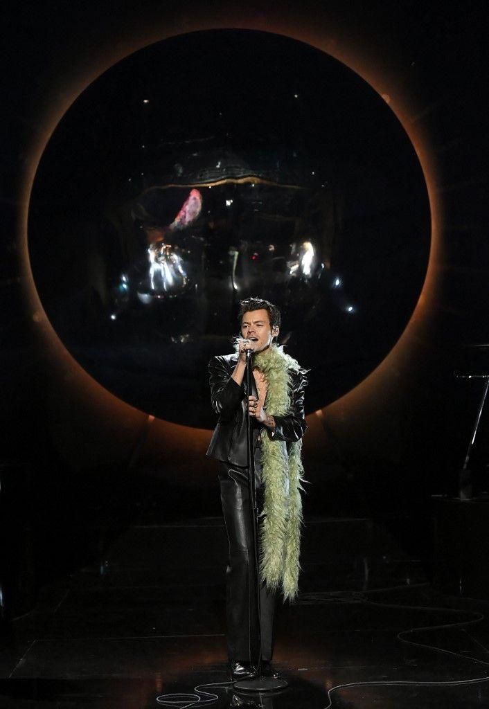 63° entrega de los premios Grammy