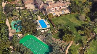 Meghan Markle y el príncipe Harry: cómo es su casa de California